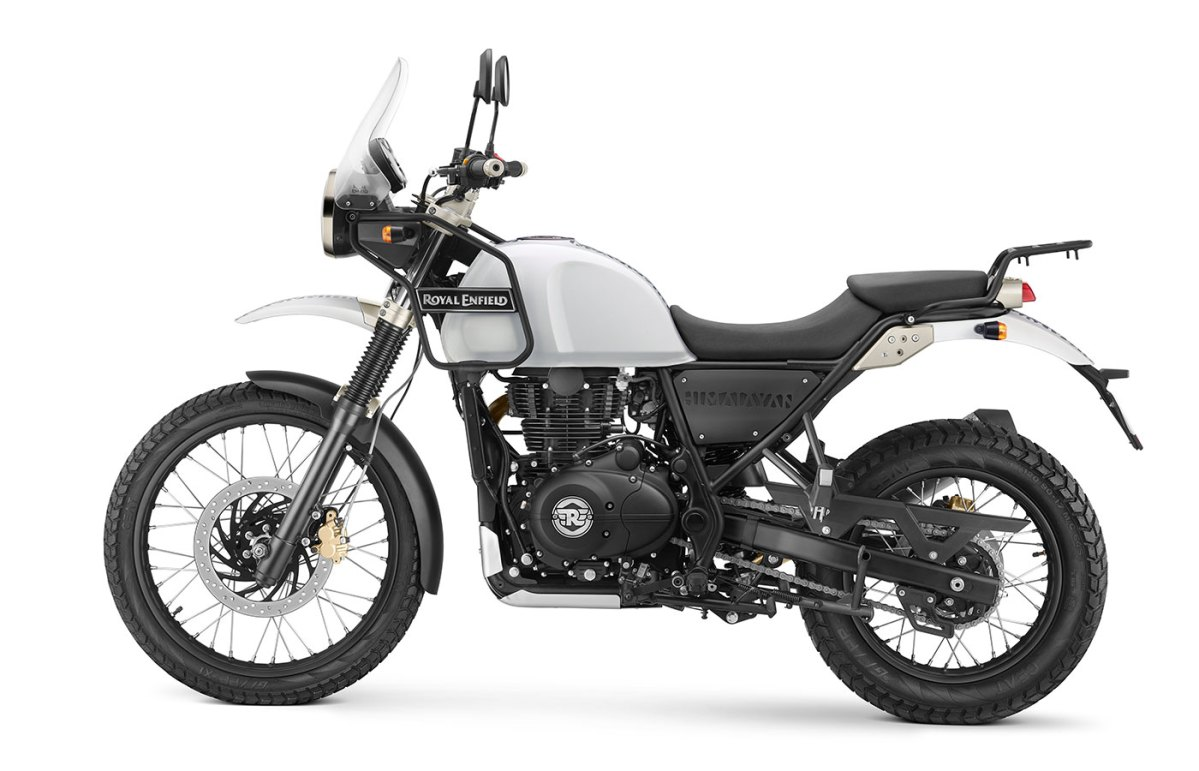 Royal Enfield Himalayan hits North America